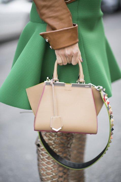 Embellished Bag Straps