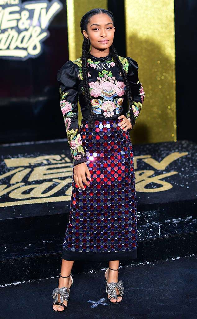 MTV Movie Awards Dress 2017
