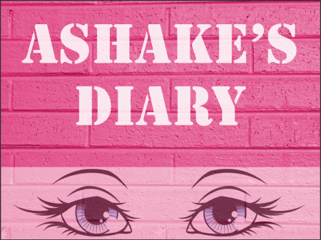Ashake's diary