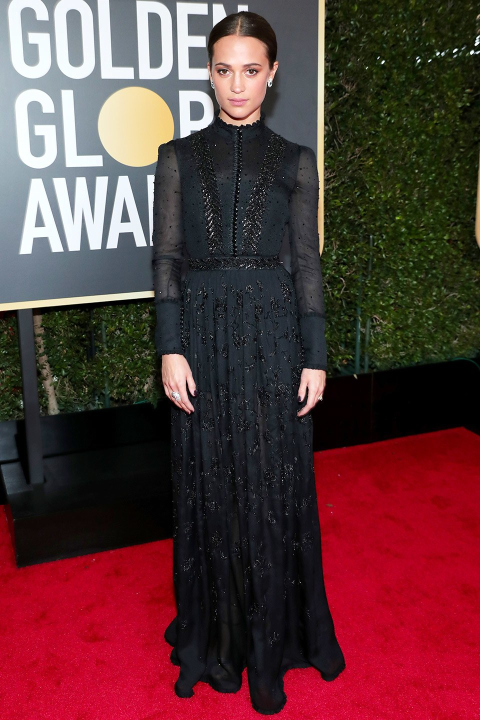 Best Dressed Golden Globes