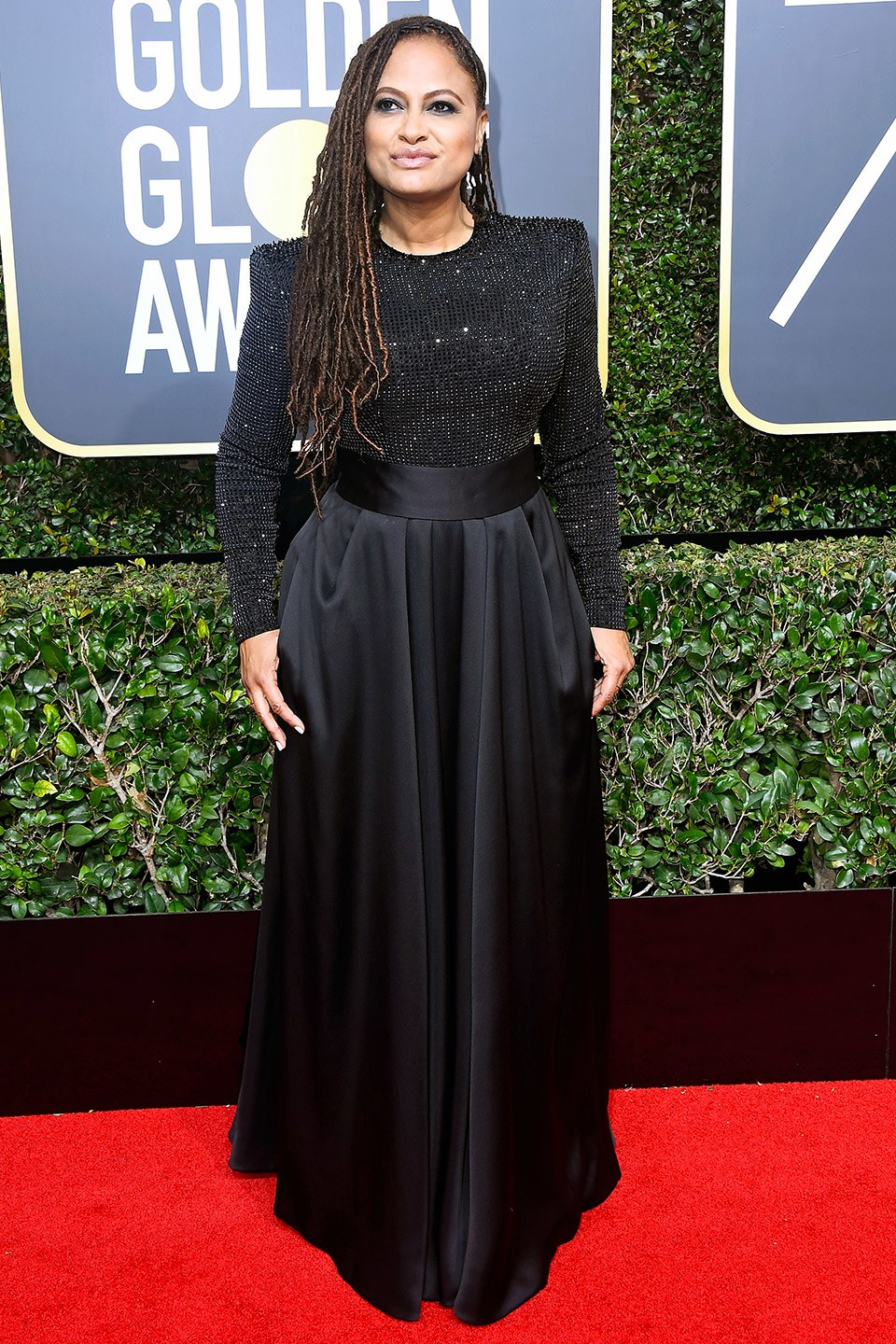 Best-Dressed-Golden-Globes-Ava-Duvernay